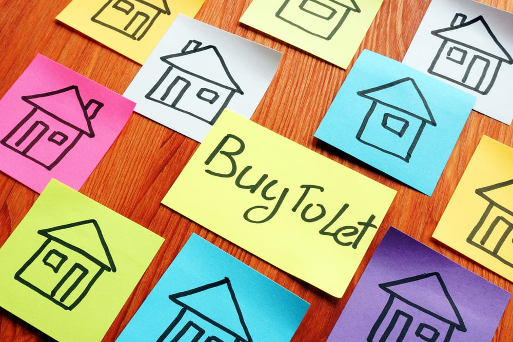 buy to let mortgages blackpool